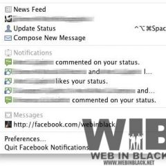 Facebook: notifiche su Mac con Facebook Notifications