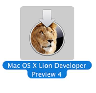 l'icona della preview di Lion