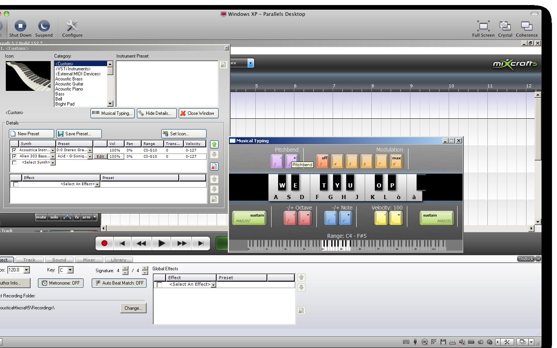 midi-e- tastiera