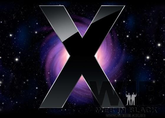 il logo di Mac OSX