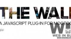 Una elegante photogallery in JavaScript con The Wall.