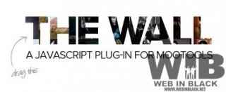 il logo di The Wall
