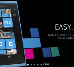 Nokia abbraccia Windows Phone con il Lumia 800
