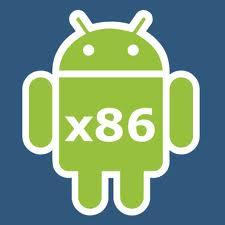 il logo di android x86