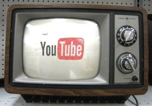 il logo di youtube