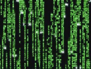 una immagine evocativa del film MATRIX