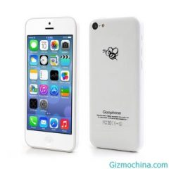 E' arrivato GooPhone i5C – Un Clone dell'iPhone 5C..ma performante