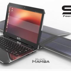 SOL il notebook solare