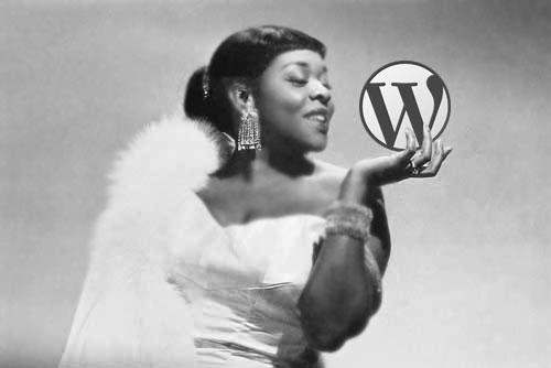 dinah-washington-e-il-logo-di-wordpress