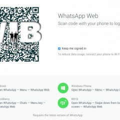 WhatsApp (finalmente) disponibile su PC