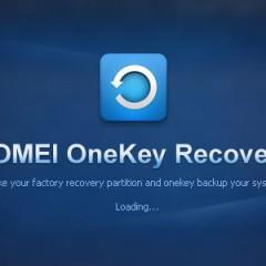 Ripristinare il Sistema con un tasto con Aomei One Key Recovery