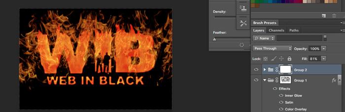 webinblackfire