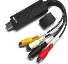 Scheda d'acquisizione video USB 2.0 EasyCap DC60