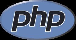 il logo di php