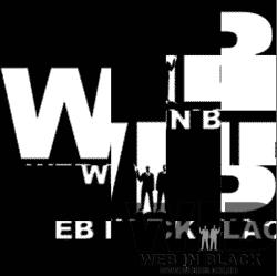 il logo di webinblack, come si presenterebbe nel gioco delle mattonelle