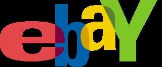 il logo del sito di aste online ebay