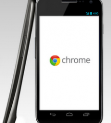 Google Chrome arriva ufficialmente su Android