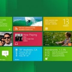 Windows 8 Consumer Preview, disponibile al download