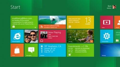 Windows 8 Consumer Preview, disponibile al download