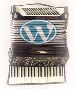 accordion menu per wordpress