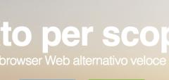 Next, il nuovo browser di Opera che abbraccia Webkit (Blink)