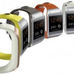 Samsung introduce Gear, il suo primo smartwatch