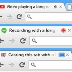 """Google Chrome 32: via ai """"suoni"""" molesti"""