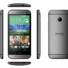 HTC presenta One Mini 2, smartphone amico dei selfie