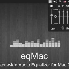 Eqmac L'equalizzatore audio per Mac