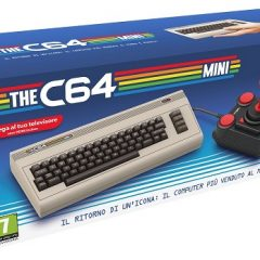 Ritorna il Commodore 64 con TheC64 mini
