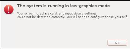 ubuntu-low-graphic-mode