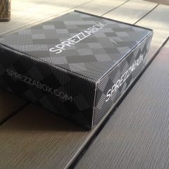 "SprezzaBox: unpacking ""The Parker"" e impressioni"