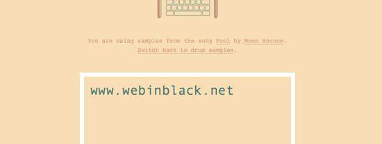 Come creare musica usando il browser