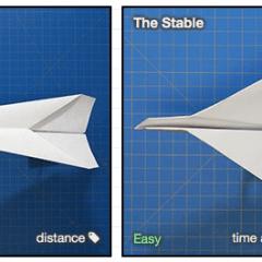 Diventa un perfetto costruttore di aeroplanini di carta con Fold 'N Fly