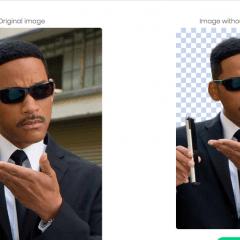 Rimuovi automaticamente lo sfondo dalle tue foto, con Remove.bg