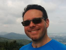 il blogger neozelandese Eric